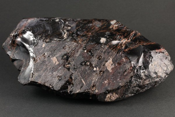 マホガニーオブシディアン 原石 2.0kg