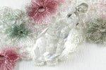 ペンダントトップ 水晶 ドロップカット