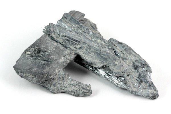 スティブナイト(輝安鉱) 原石 26.1g