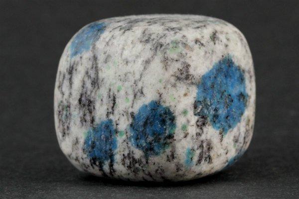 K2ブルー 原石 磨き 18.5g