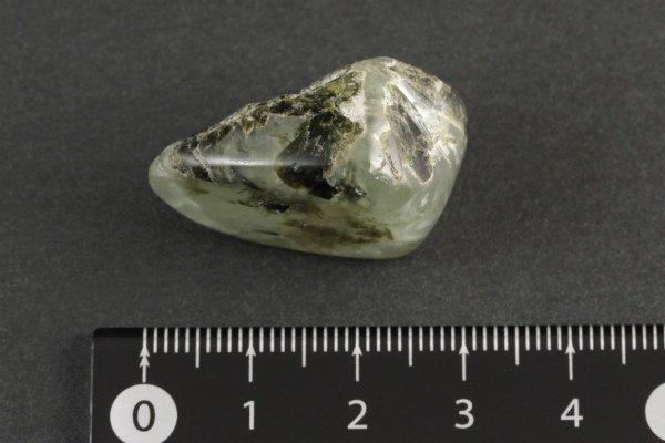プレナイト 原石 磨き 21g
