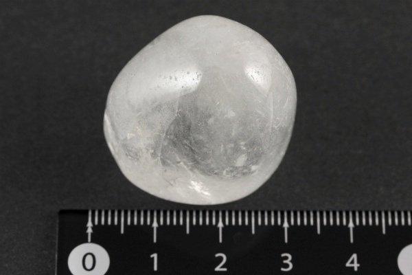 乙女鉱山産水晶 原石 磨き 30.5g