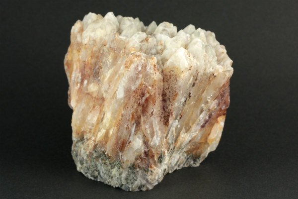 荒川鉱山産緑水晶 クラスター 584g