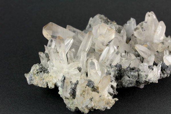 尾太鉱山産水晶 クラスター 285g