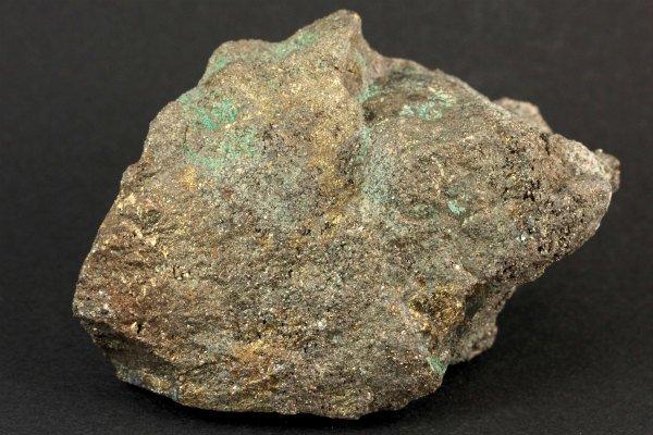 小坂鉱山産キャルコパイライト(黄銅鉱) 原石 347g