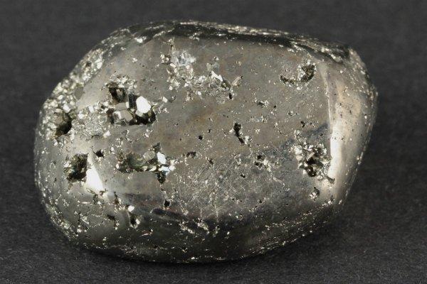 パイライト (黄鉄鉱) 原石 磨き 49.5g