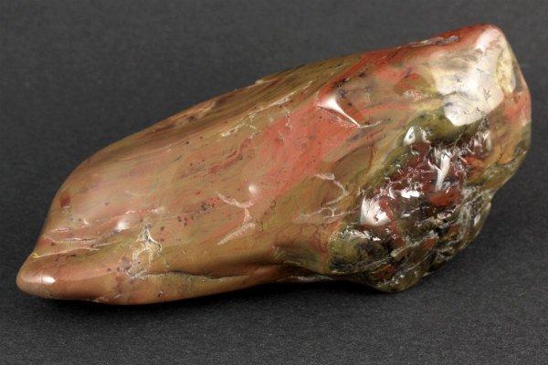 今金産ジャスパー 原石 磨き 206g
