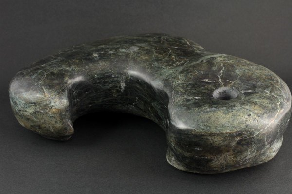 蛇紋石 (サーペンティン) 置石 3.7kg