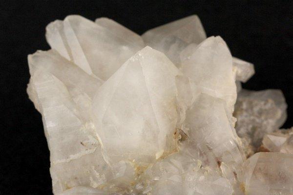 川端下鉱山産水晶 クラスター 367g