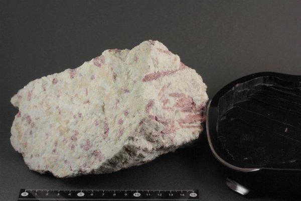 ブラックトルマリン 置石 1.1kg