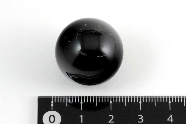 黒水晶 丸玉 34mm