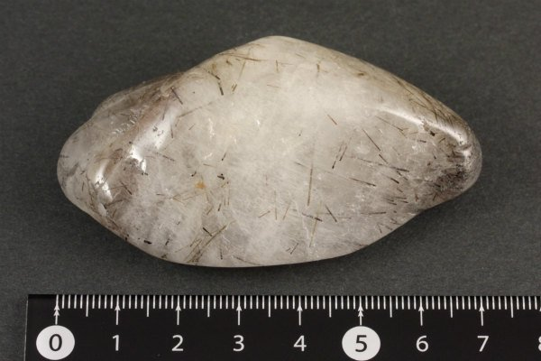 山梨県竹森産水晶 原石 磨き 77g