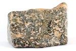 レオパードスキンジャスパー 原石 磨き 394g