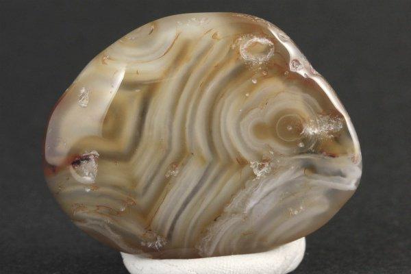 水入り瑪瑙 原石 磨き 31g