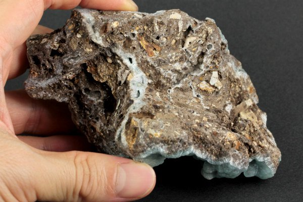 ヘミモルファイト (異極鉱) 原石 261g