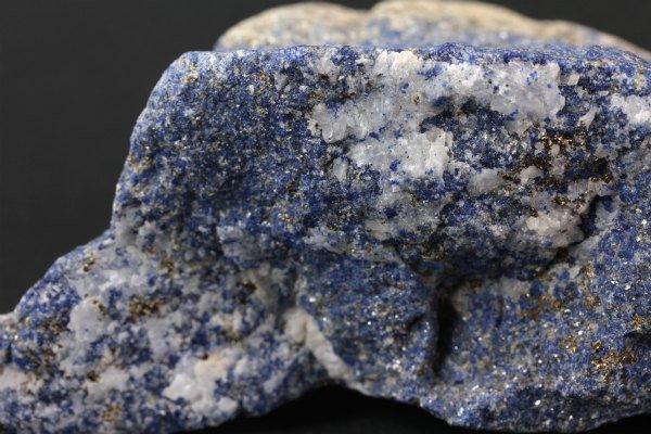 ラピスラズリ 原石 406g