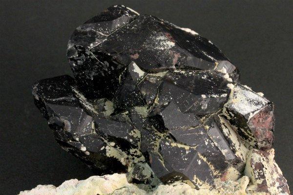 黒水晶 原石 960g