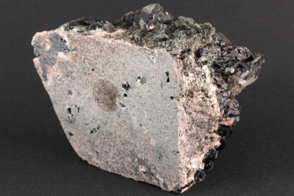 黒水晶 原石 260g