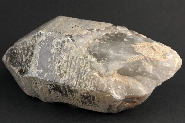 スモーキークォーツ 原石 355g