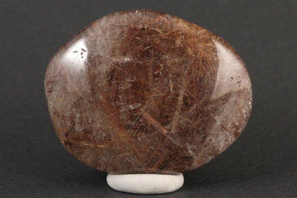 ルチルクォーツ 原石 磨き 108g