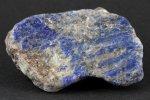ラピスラズリ 原石 磨き 121g