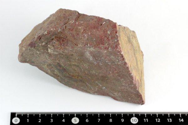 佐渡の赤玉石 原石 785g