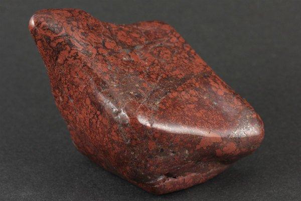 佐渡の赤玉石 原石 磨き 223g