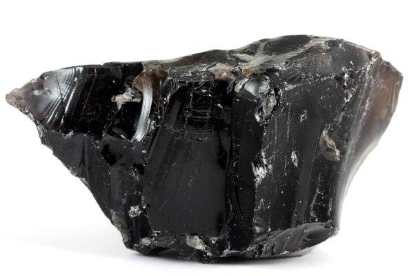 長野県和田峠産 黒曜石 原石 1.03kg