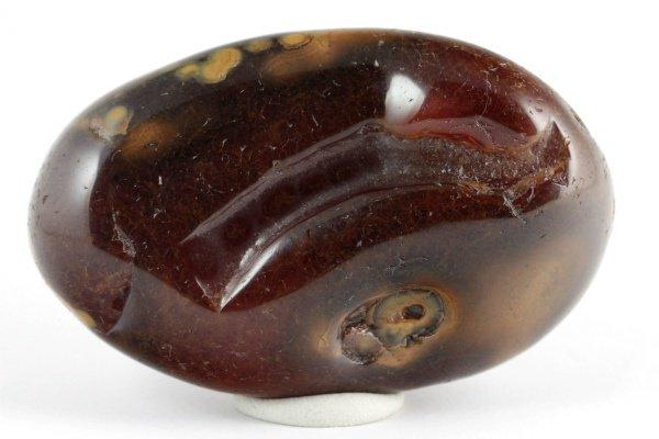 カーネリアン 原石 磨き 387g