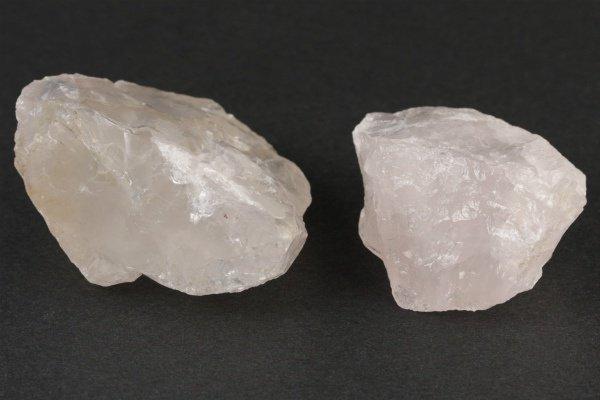 ローズクォーツ 原石 5個セット100g