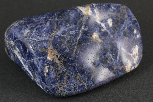 ソーダライト 原石 磨き 145g