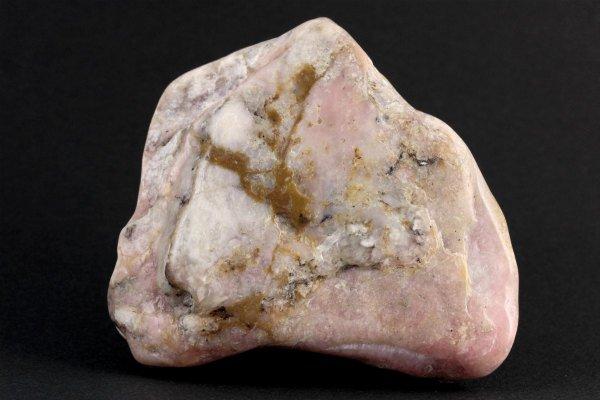 ピンクオパール 原石 磨き 339g