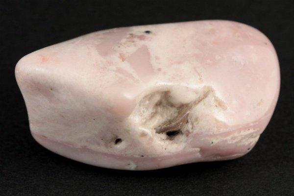 ピンクオパール 原石 磨き 56g