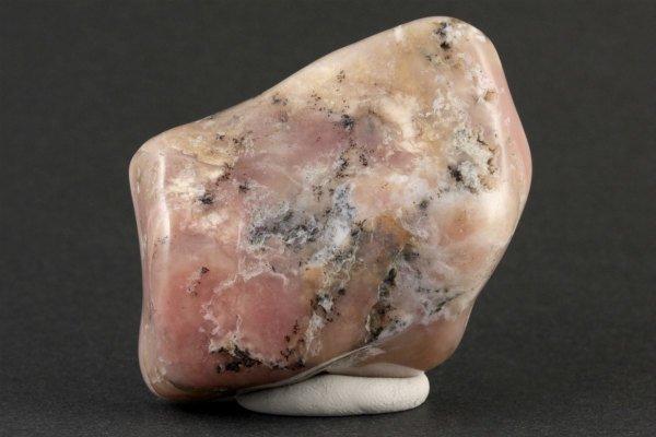 ピンクオパール 原石 磨き 41g