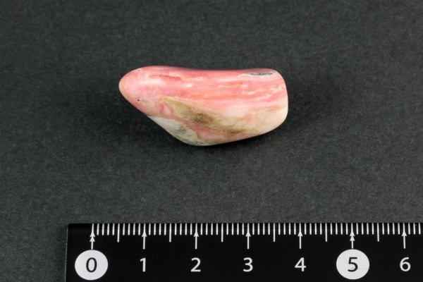 ロードクロサイト 原石 磨き 12.8g