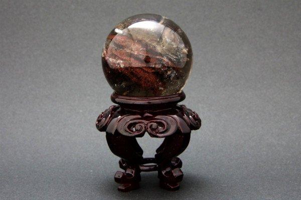 ガーデン水晶 丸玉 38.2mm