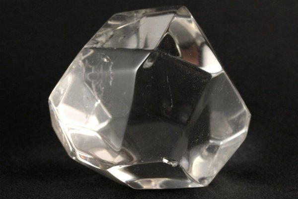 水晶 原石 磨き 197g