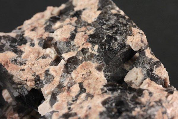 黒水晶 原石 77g