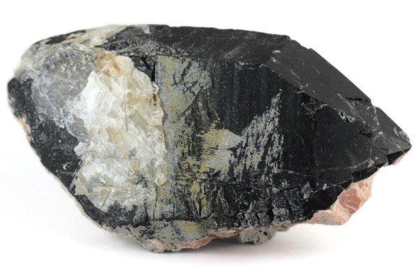 黒水晶 原石 73g