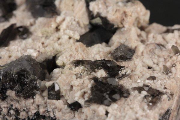黒水晶 原石 42g