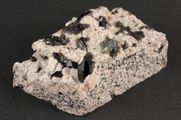 黒水晶 原石 92g