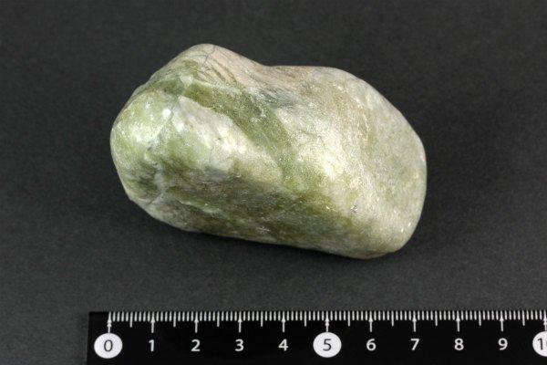 ネフライト (軟玉) 原石 磨き 229g