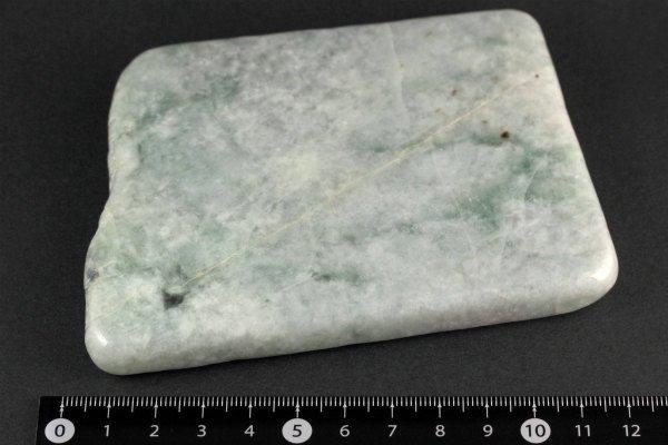ミャンマー産 翡翠 原石 磨き 165g