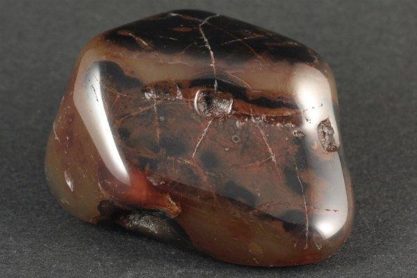 カーネリアン 原石 磨き 92g