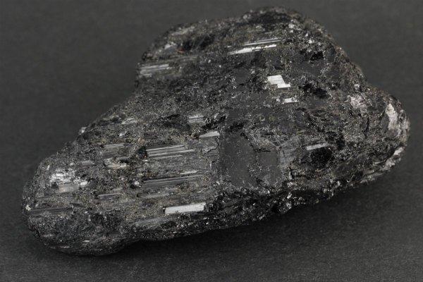 ブラックトルマリン 原石 241g