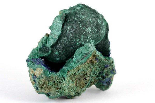 マラカイト (孔雀石) 原石 121g