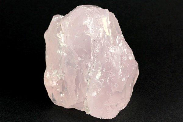 ローズクォーツ 原石 385g