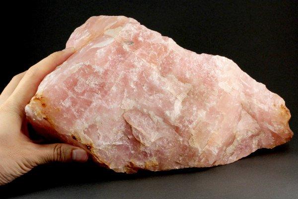 ローズクォーツ 原石 6.8kg