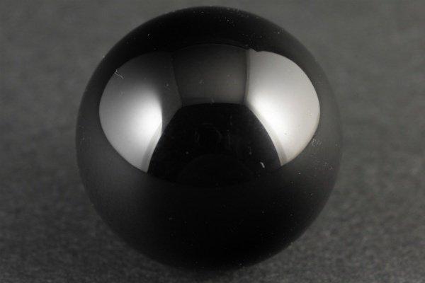 黒水晶 丸玉 27mm