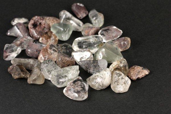 ガーデン水晶 原石 磨き 35g